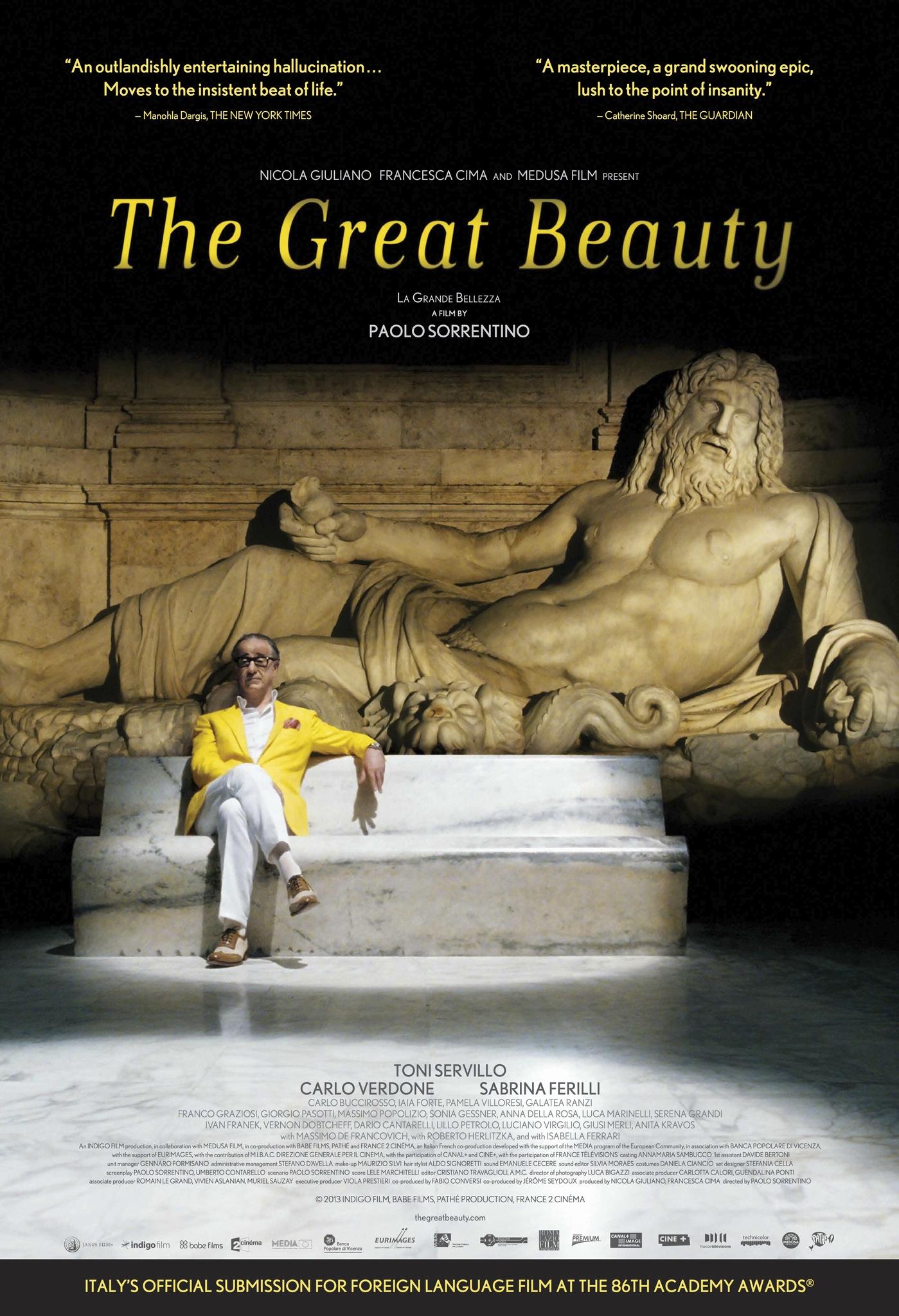 La grande bellezza - Cameo streaming now!